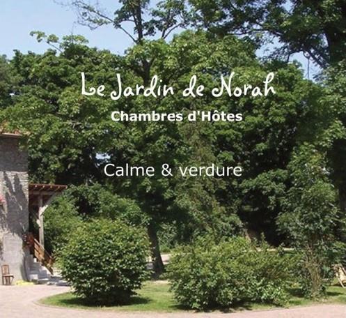 CHAMBRE D'HOTES - LE JARDIN DE NORAH